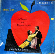 "Bernard Shaw's The Apple Cart Vinyl 12"" (Used)"