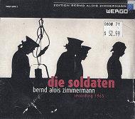 Bernd Alois Zimmermann CD