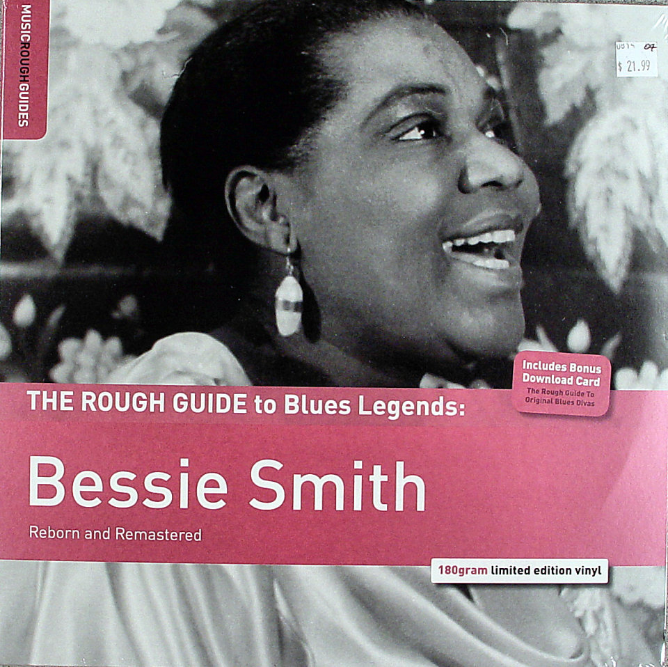 """Bessie Smith Vinyl 12"""" (New)"""