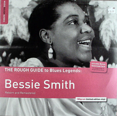 "Bessie Smith Vinyl 12"" (New)"