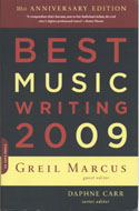 Best Music Writing 2009 Book