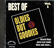 Best Of Oldies But Goodies - Vol. 1 CD