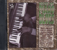 Best Of Piano Blues CD