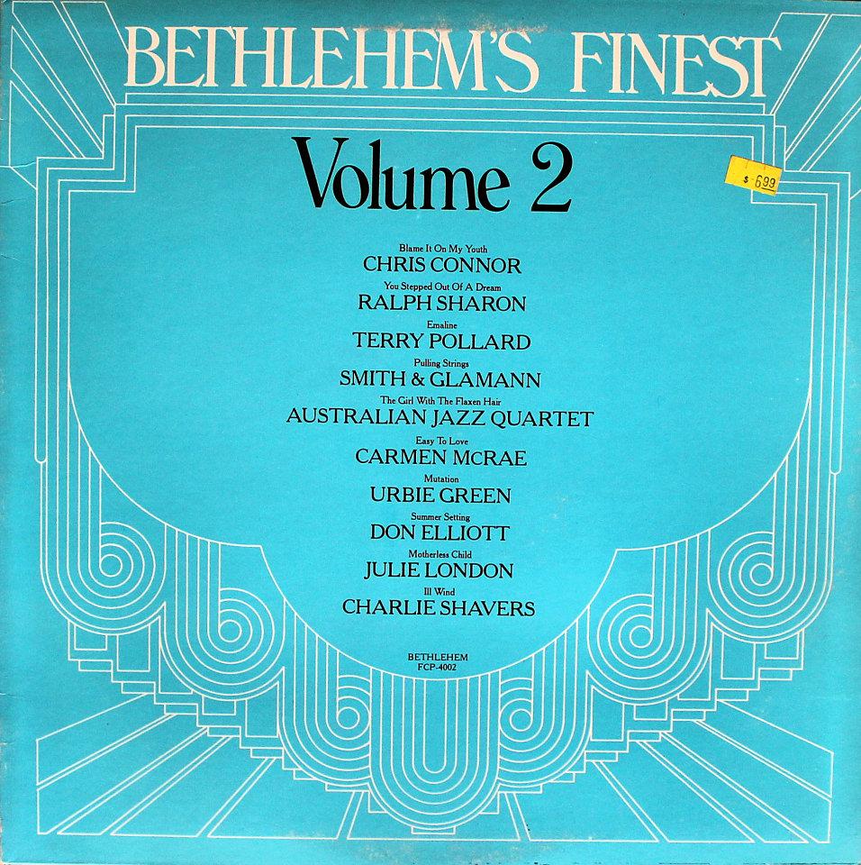 "Bethlehem's Finest: Volume 2 Vinyl 12"" (Used)"