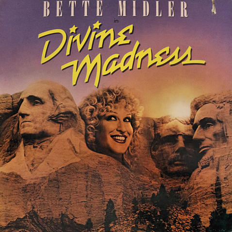 "Bette Midler Vinyl 12"" (Used)"
