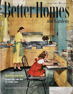 Better Homes and Garden Vol. 33 No. 2 Magazine