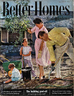 Better Homes And Gardens Apr 1,1959 Magazine