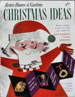 Better Homes And Gardens Christmas Ideas Magazine