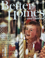 Better Homes And Gardens Dec 1,1960 Magazine