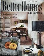Better Homes And Gardens Feb 1,1954 Magazine