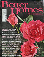 Better Homes And Gardens Feb 1,1965 Magazine