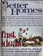 Better Homes And Gardens Jul 1,1965 Magazine