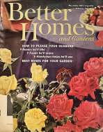 Better Homes And Gardens Magazine February 1962 Magazine