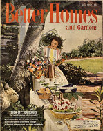 Better Homes And Gardens Magazine June 1958 Magazine