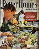 Better Homes And Gardens Magazine June 1959 Magazine