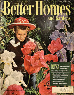 Better Homes And Gardens Magazine May 1958 Magazine