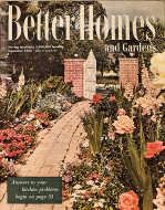 Better Homes And Gardens Magazine September 1952 Magazine