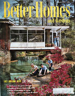 Better Homes And Gardens Mar 1,1957 Magazine
