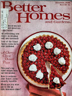 Better Homes And Gardens Mar 1,1968 Magazine