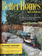 Better Homes And Gardens May 1,1957 Magazine