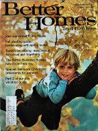 Better Homes And Gardens Oct 1,1973 Magazine