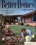 Better Homes and Gardens Vol. 33 No. 1 Magazine