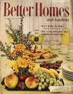 Better Homes and Gardens Vol. 36 No. 11 Magazine