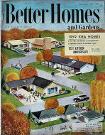 Better Homes And Gardens Vol. 37 No. 9 Magazine