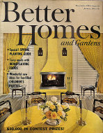 Better Homes and Gardens Vol. 40 No. 1 Magazine