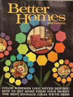 Better Homes and Gardens Vol. 41 No. 4 Magazine