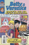 Betty & Veronica No. 58 Comic Book
