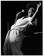 Betty Carter Vintage Print