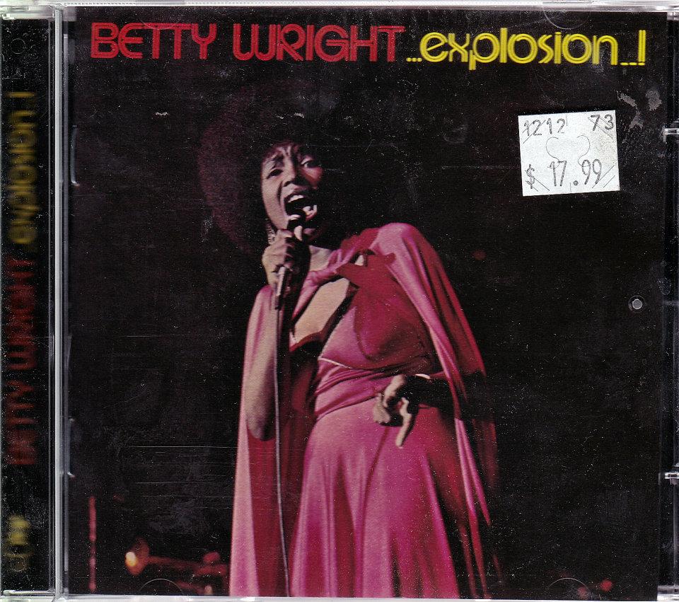 Betty Wright CD