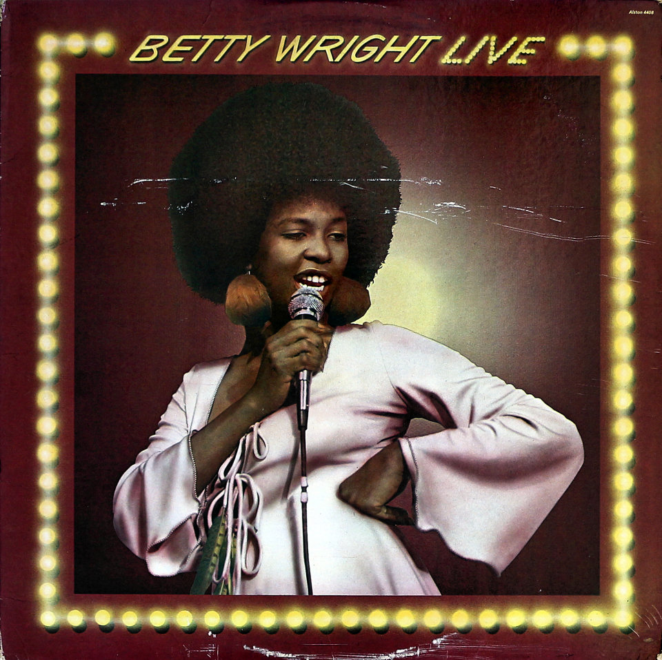 "Betty Wright Vinyl 12"" (Used)"