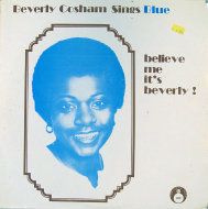 "Beverly Cosham Vinyl 12"" (Used)"