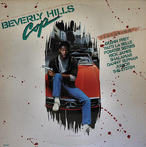 "Beverly Hills Cop Vinyl 12"" (Used)"