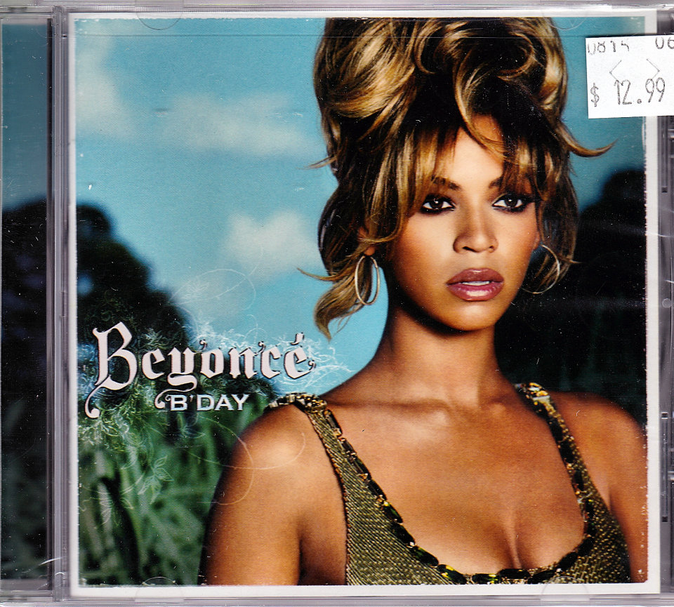 Beyonce CD