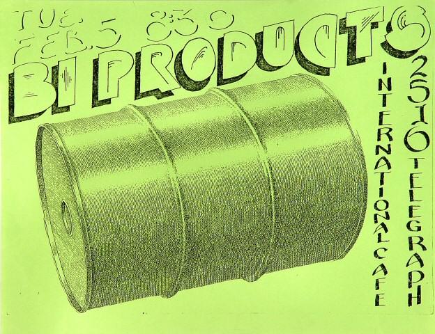 Bi Products Handbill