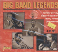 Big Band Legends CD