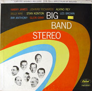 "Big Band Stereo Vinyl 12"" (Used)"
