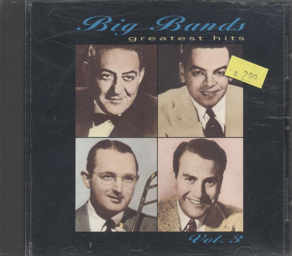 Big Bands Greatest Hits Vol. 3 CD