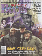 Big City Rhythm & Blues Vol. 10 No. 1 Magazine