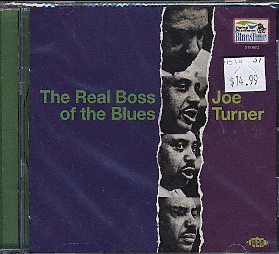 Big Joe Turner CD