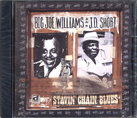 Big Joe Williams and J.D. Short CD