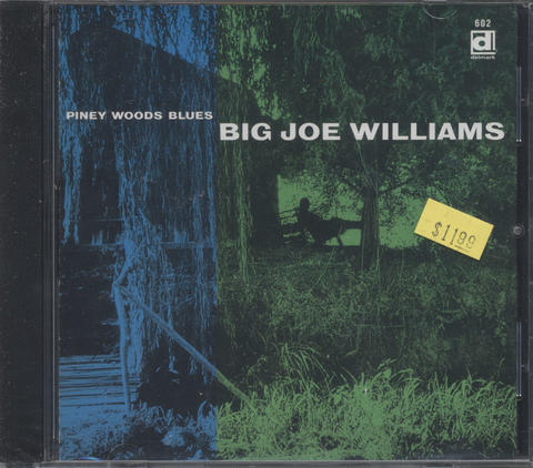 Big Joe Williams CD