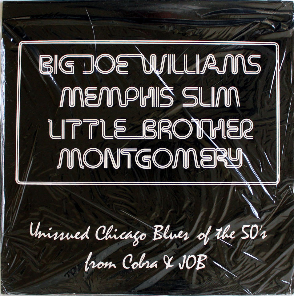 "Big Joe Williams Vinyl 12"" (New)"