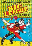 Big League Laffs #4 Comic Book