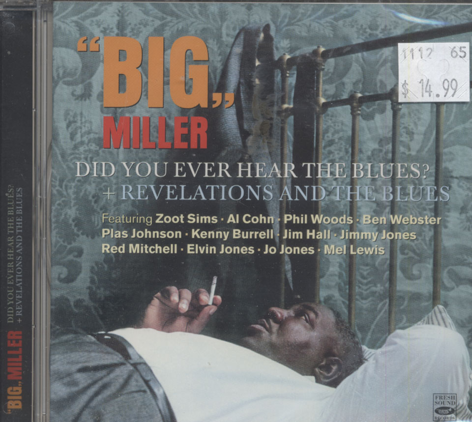 Big Miller CD