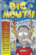 Big Mouth No. 3 Comic Book