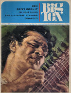 Big Ten Magazine January 1968 Magazine